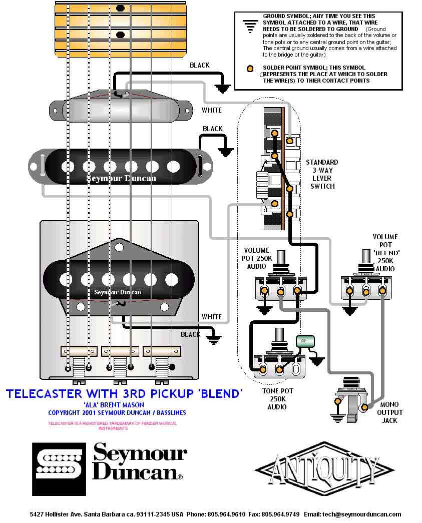Nashville Telecaster Wiring Diagram Phase Switch from attrade.ru