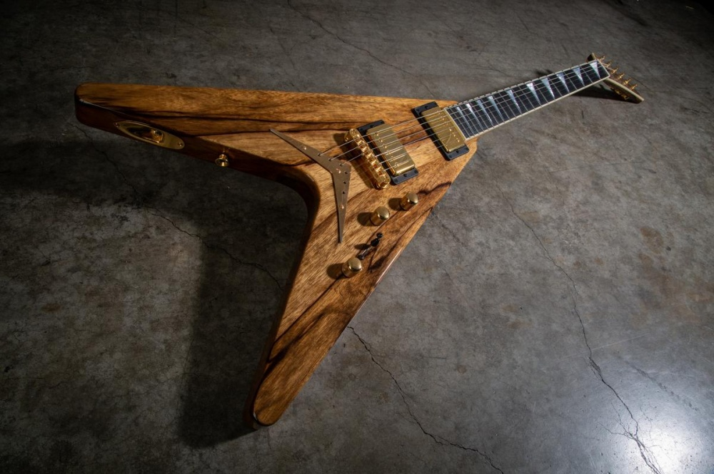 14 Новых Гитар Jackson Custom Shop | A&T Trade