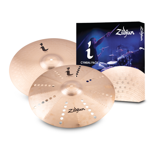 Новая серия Zildjian I Family | A&T Trade